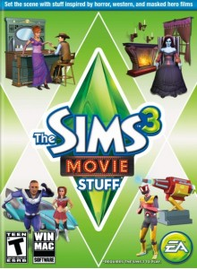 The Sims 3 Movie Stuff PC/Mac Download