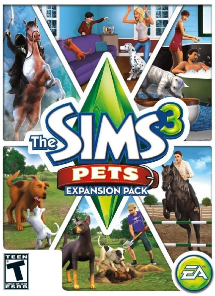 Sims 3 pets download free mac.