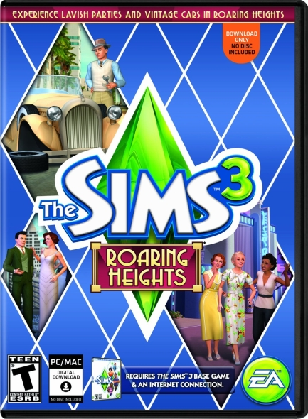 The Sims 3 Torrent ALL expansions & DLC Window 32/64 Bit Download
