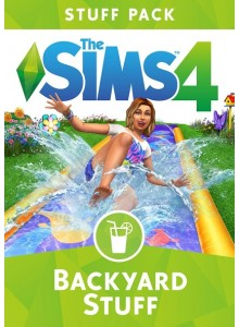 The Sims 4 Backyard Stuff PC/Mac Download