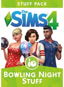 The Sims 4 Bowling Night Stuff PC/Mac Download