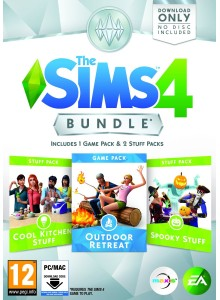 The Sims 4 Bundle Pack 2 PC/Mac Download
