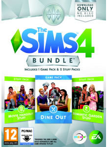 The Sims 4 Bundle Pack 3 PC/Mac Download