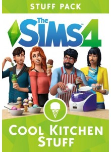 The Sims 4 Cool Kitchen Stuff PC/Mac Download