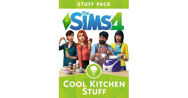 The Sims 4 Cool Kitchen Stuff Pc Mac Download
