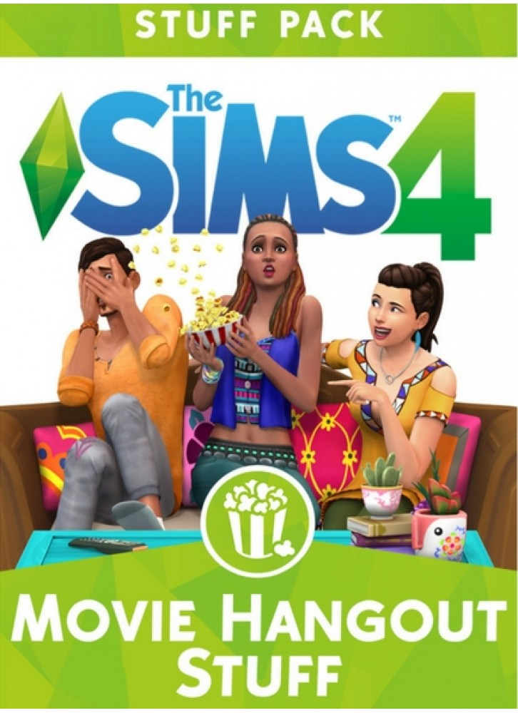 The Sims 4: Movie Hangout PC/Mac Download