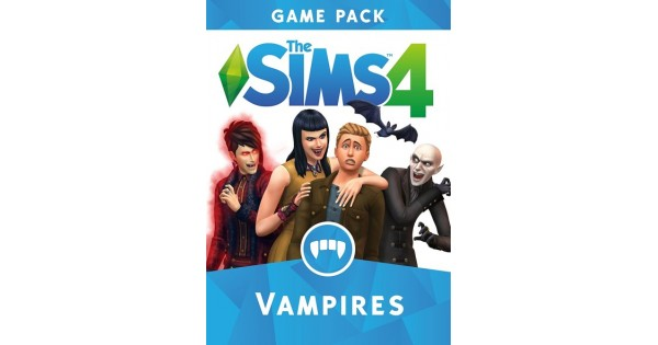 sims 4 vampires download and install
