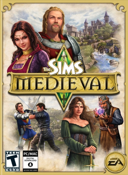 Sims Medieval PC/Mac Download