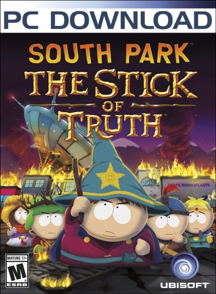 South Park The Stick of Truth PC Download