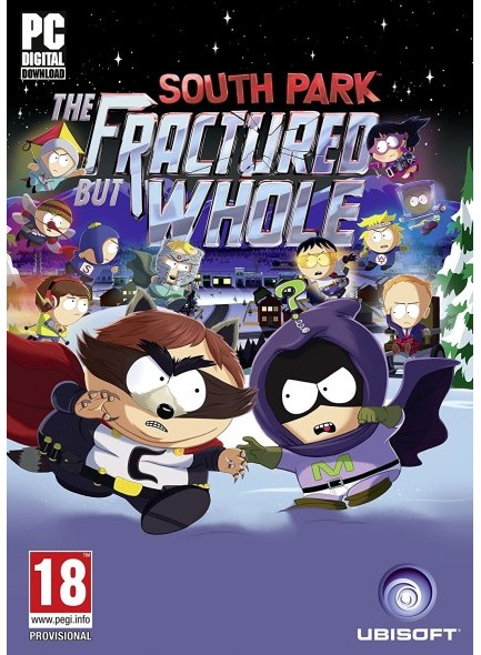 South Park: The Fractured But Whole PC/Mac pre-order