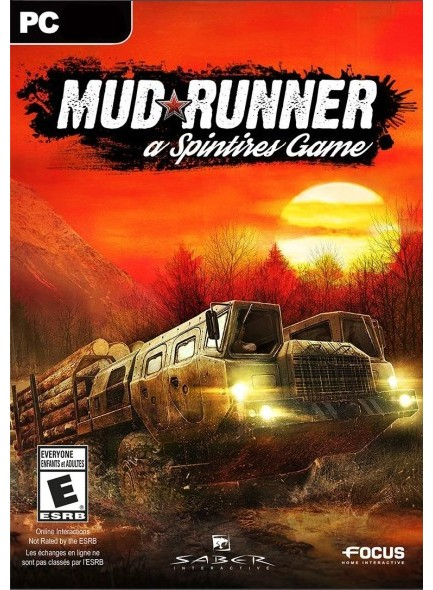 Buy Spintires: MudRunner PC Download