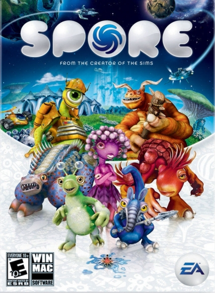 Spore PC/Mac Download