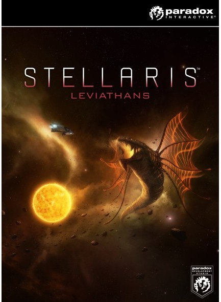 Stellaris: Leviathans Story Pack PC/Mac Expansion