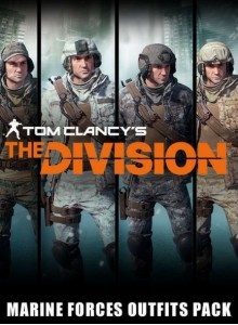 Tom Clancy's The Division: Marine Forces Outfits Pack PC Expansion