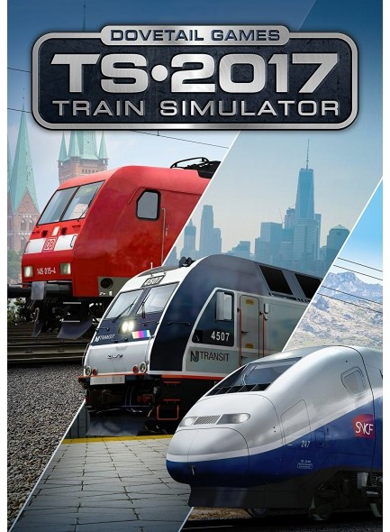 Train Simulator 2017 PC Download