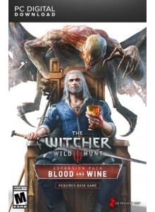The Witcher 3 Wild Hunt: Blood and Wine PC (Expansion)