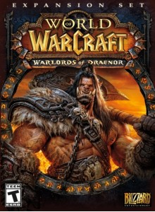 World of Warcraft Warlords of Draenor PC/Mac Download UK/EU