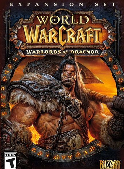 World of Warcraft Warlords of Draenor PC/Mac Download - US