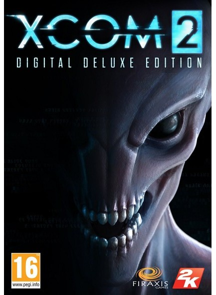 XCOM 2: Digital Deluxe PC/Mac Download